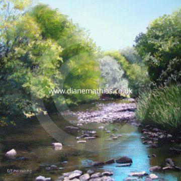 Afon Aeron, Aberaeron