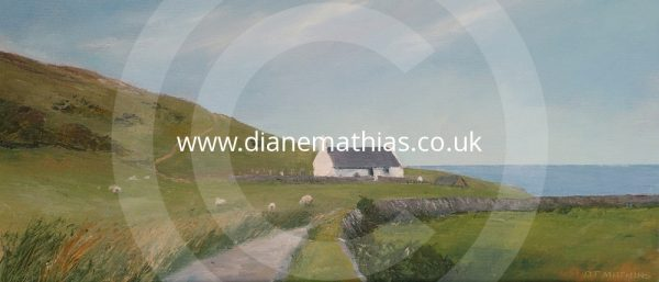 Church of the Holy Cross, Mwnt