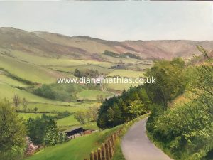 Cwmerfyn - Original Oil