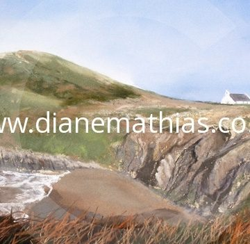 Mwnt Coastal Path