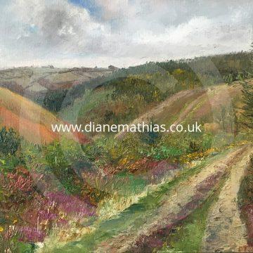 Mynydd Llanfihangel Rhos-Y-Corn