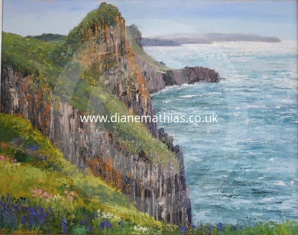 Shrinkle Haven - Original Oil
