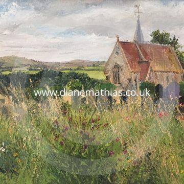Eglwys Llangynllo