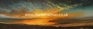 Sunset From Bedd Morris
