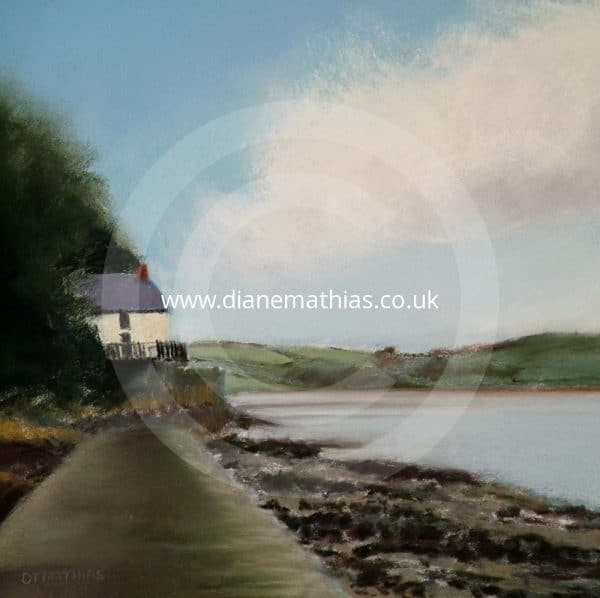 The Boathouse Laugharne