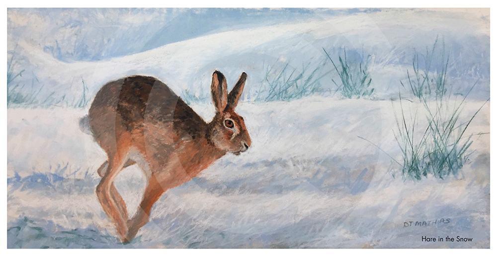 Diane Mathias Fine Art 2018 Calendar