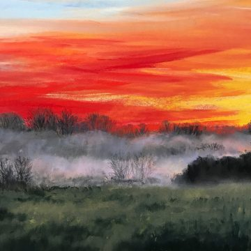 Henllan Sunset