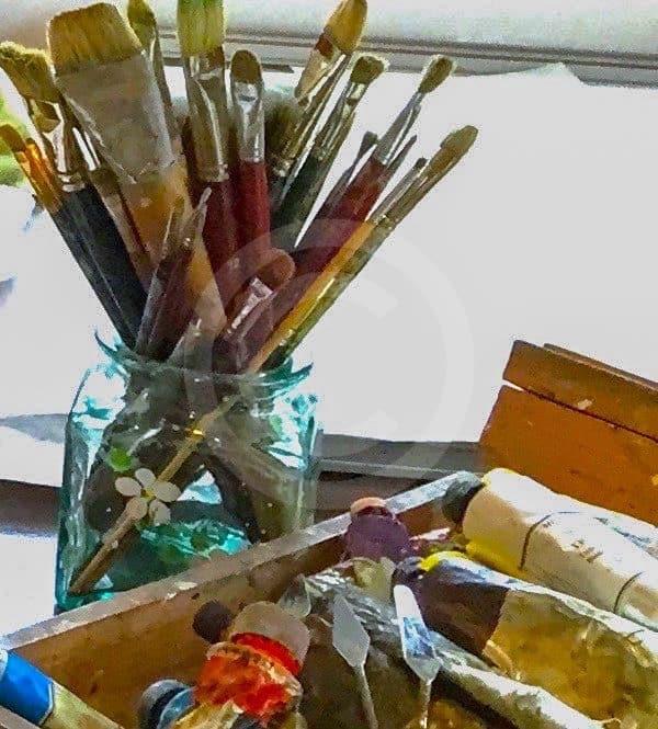 Painting workshops - Winter 2019