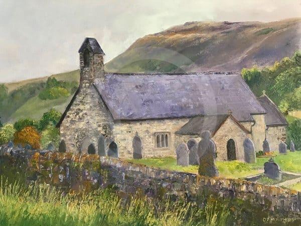 St. David's Church, Llanwrtyd Wells