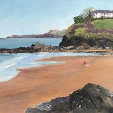 Aberporth in March